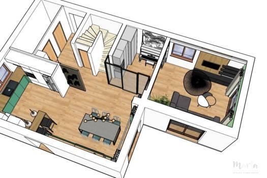 2. Rénovation maison à Soultzmatt