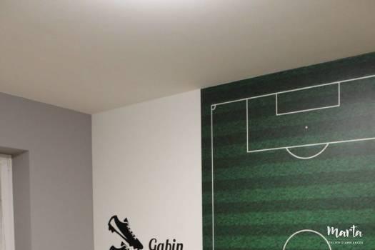 Vue sur la chambre, par Marta Atelier d'Ambiances, Architecte d'intérieur à Mulhouse, Alsace