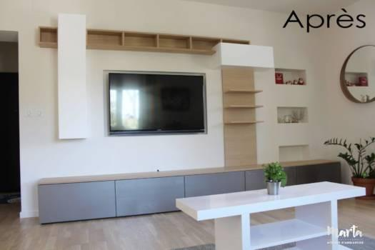 4. Après -- Meuble sur mesure appartement à Ingersheim