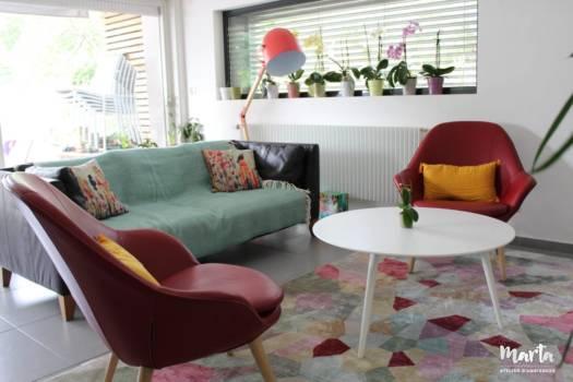 Meubles style scandinave, par Marta Atelier d'Ambiances, Architecte d'intérieur à Mulhouse, Alsace