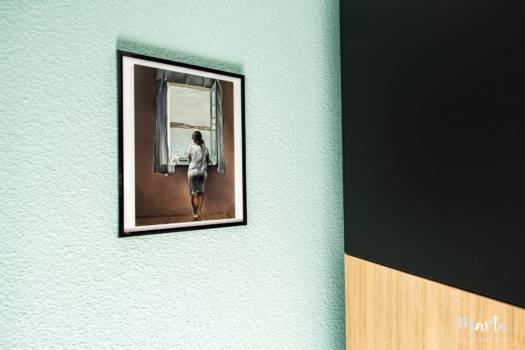 Le tableau et les détails sur les matières et couleur ,par Marta Atelier d'Ambiances, Architecte d'intérieur à Mulhouse, Alsace
