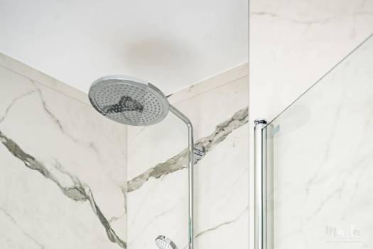 Intérieur de la douche, par Marta Atelier d'Ambiances, Architecte d'intérieur à Mulhouse, Alsace